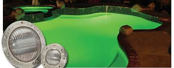 How To Replace Pool Light Which Inground Pool Light Is Better Led Pool Lights Vs Fiber