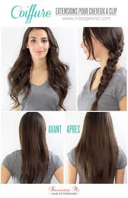 Bellami Ombre Hair Extensions by Best 25 Extensions Cheveux Ideas On Pinterest