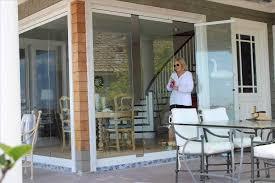 Wooden Bifold Patio Doors by Fascinating Folding Patio Doors Cost Images Best Inspiration
