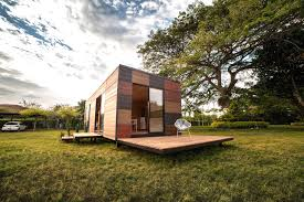 Prefab House by Bellomo Architects U0027 Tiny House Arc Prefab Home Is Now Available