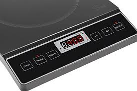 Smallest Induction Cooktop Chef U0027s Star 1800w Portable Induction Cooktop Tiny House Kitchen
