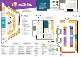 Disney Art Of Animation Floor Plan by Cyprus Comic Con U2013 Cyprus U0027 Largest 2 Day Celebration Of Pop Culture