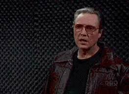 More Cowbell Meme - christopher walken cowbell gif find share on giphy