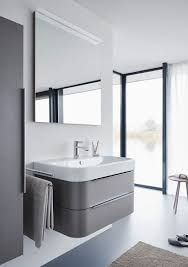 Duravit Sinks And Vanities by Wall Hung Washbasin Cabinet Walnut Contemporary With Drawers
