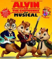 alvin chipmunks musical alvin chipmunks