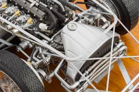 1956 Maserati 300s Rolling Chassis 1 18 Scale Model Car By Cmc
