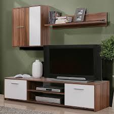 Wohnzimmerschrank Nussbaum Massiv Schöne Wohnwand Kühl Auf Wohnzimmer Ideen Plus Nussbaum Weiß Fotos