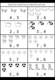free printable worksheets counting worksheets for kindergarten
