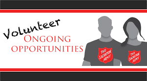 general information volunteering salvation army orlando