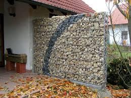 Garden Rock Wall by Gabion Walls Design Garden Stone Wall Ideas Stone Block Walls