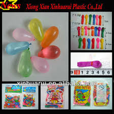 balloon wholesale 3inch holi festival promotional water bomb balloons china