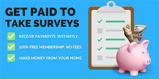 Money Making Online Surveys - what are the best online survey sites for earning money from home