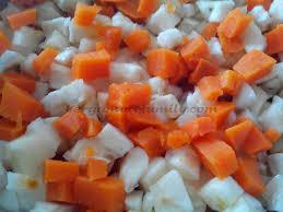 cuisiner manioc gratin de manioc et patate douce bergamote family
