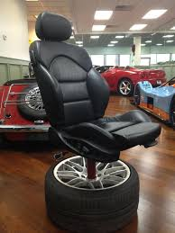 Racing Seat Desk Chair Car Seat Office Chair Crafts Home