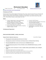 Food And Beverage Supervisor Resume Buy Philosophy Cover Letter Custom Dissertation Hypothesis