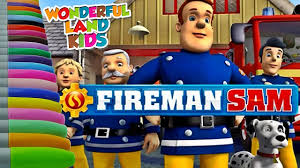 coloring pages kids fireman sam coloring pages educational