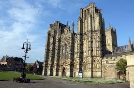 Wells Cathedral Floor Plan Wells City In Somerset Visit Bath
