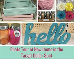 new items in target dollar spot all things target