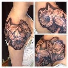 march birth flowers tattoos daffodil the flower that march