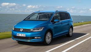bmw volkswagen 2016 first 2016 volkswagen touran commercials are all about being