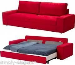 Ektorp Sleeper Sofa Slipcover Queen Sleeper Sofa Slipcover Centerfieldbar Com