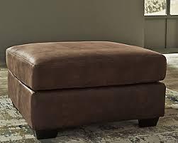 Brown Ottoman Ottomans Furniture Homestore