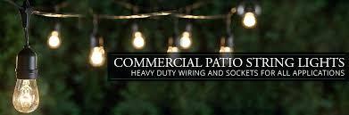 heavy duty string lights heavy duty outdoor string lights commercial patio grade uk