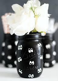 google eye mason jars for halloween mason jar crafts love