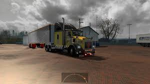 kenworth t800 truck kenworth t800 v2 2 final truck dlc euro truck simulator 2 mods