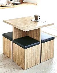 white space saver table space saver tables and chairs space saving kitchen table and chairs