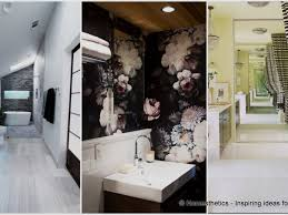 wallpaper bathroom designs bathroom themes realie org