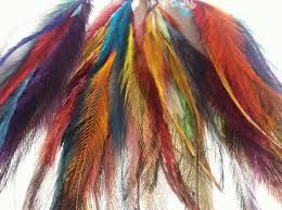 dreamcatcher extensions feathers seconds dreamcatcher colour therapy feather hair