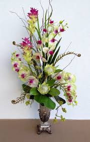 orkide tek dal floral flower arrangements and floral arrangement
