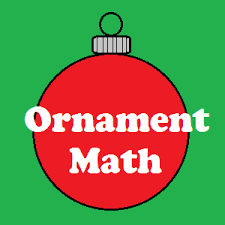 classroom freebies order of operations ornament math