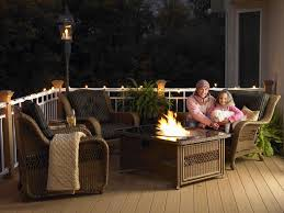 Firepit Patio Table by Patio Furniture Fire Pit Table Set Fire Pit Design Ideas