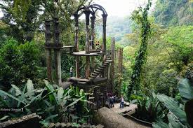 las pozas xilitla the exotic garden in mexico the backpackers