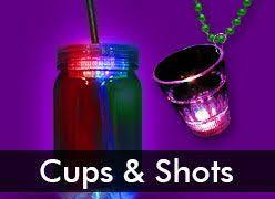light up drinking glasses party city light up drinkware led drinkware windy city novelties