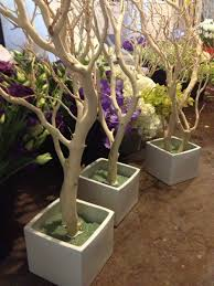 decorating dark manzanita branches michaels with sweet flowers