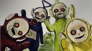 teletubbies horror movie