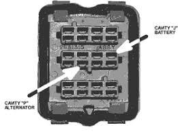 1981 camaro alternator wiring diagram wiring diagram simonand