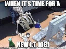 Skeleton Computer Meme - skeleton computer meme generator imgflip