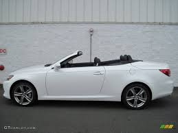 lexus is 250 convertible 2017 2012 starfire white pearl lexus is 250 c convertible 80651020