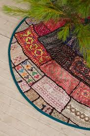 43 colorful boho chic christmas décor ideas digsdigs