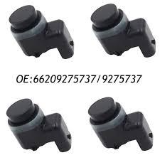 bmw x3 park assist aliexpress com buy 4pcs pdc parking assist sensor for bmw 5 6 7
