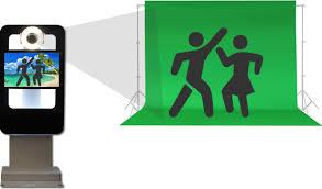 green screen photo booth green screen photo booths plush photo pod