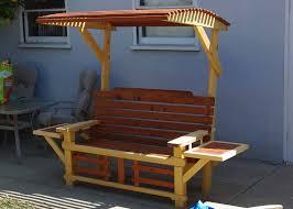 Cool Garden Bench Garden Bench With