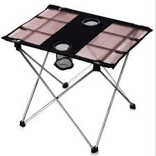 Wood Camping Table 2017 Camtoa Ultra Light Outdoor Portable Folding Table Foldable