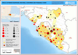 Map Of Sierra Leone Ebola And Secret Societies Poro Studies Association