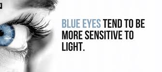 Eyes Are Sensitive To Light 31 Interesting Facts About The Eyes Every Human Should Know