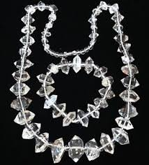 necklace diamond ebay images Herkimer diamond necklace ebay JPG